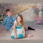 Children-Portrait-Brother &amp; Sister-Photography